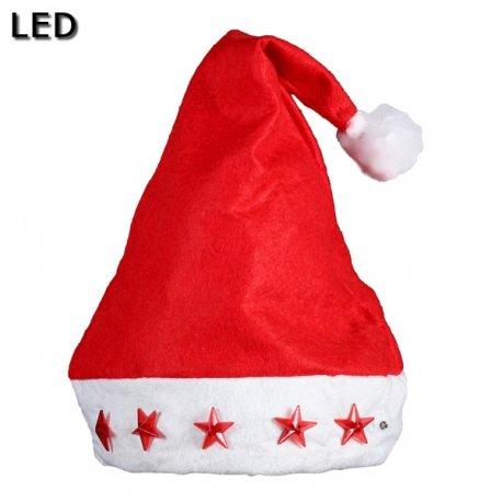 Cappello di Natale Luci Led 518a5c7cc5db