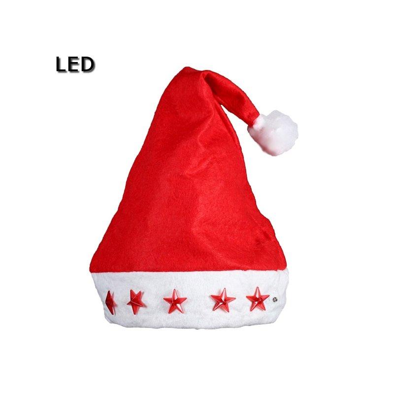Cappello di Natale Luci Led. Loading zoom f11ac1e9ed6e