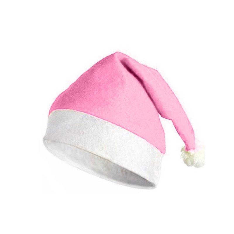 ottima qualità a poco prezzo all'ingrosso online Cappello Natale Rosa