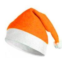 Cappello di Natale Arancione