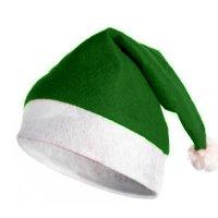 Cappello di Natale Verde