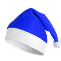 Cappello Natale Blu
