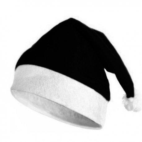 Cappello di Natale Nero